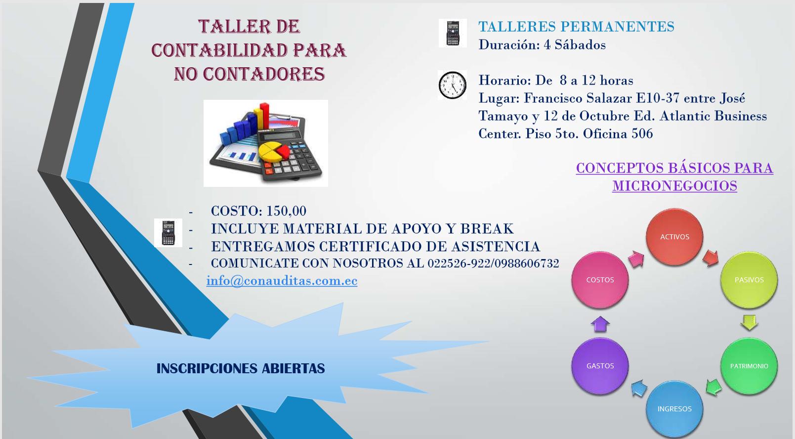 Curso2 - TALLER PARA NO CONTADORES